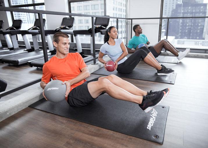 การออกแบบสถานที่ออกกำลังกาย-ติดตั้งระบบการออกกำลังกาย